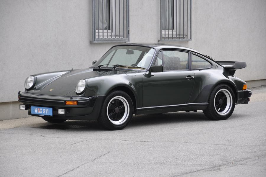 911 G-model Turbo 3.3 Coup 221kW-version 