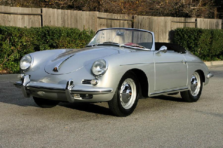 1960 Porsche 356b For Sale In Scotts Valley California: Porsche 356 B T5 Super 90 Roadster, 1960 For Show By