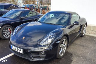 Cayman 981 (2.7) - Main exterior photo