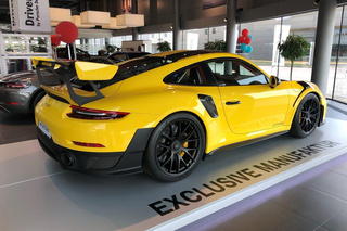 Porsche 911 991 Gt2 Rs 2018 For Sale By Porsche Center Kyiv Airport Stuttcars Com