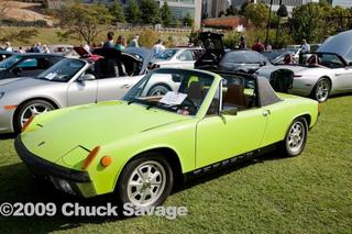 Porsche 914 /4 2.0 74kW-version, 1974 - Primary exterior photo