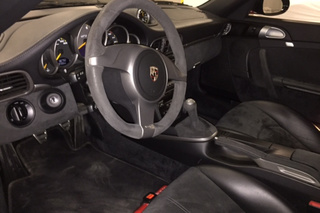 911 997 GT3 3.8 - Main interior photo
