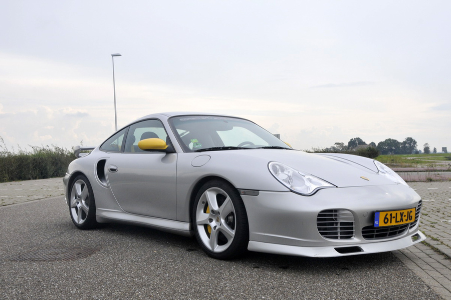 Porsche 911 996 Turbo S Coup 233 2003 For Sale By Maurice