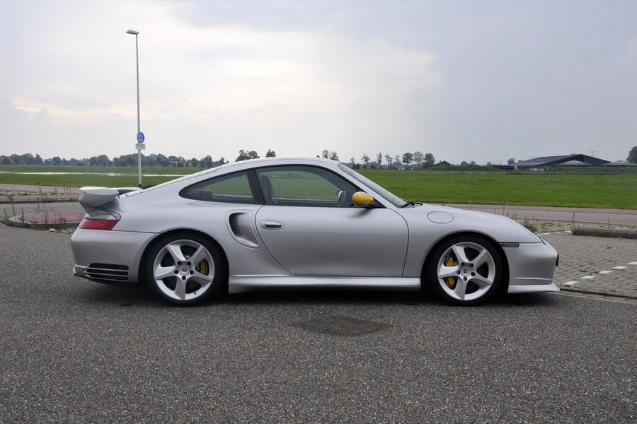 Porsche 911 996 Turbo S Coupe 2003 For Sale By Maurice Hoeneveld
