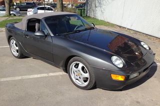 968  Cabriolet - Main exterior photo