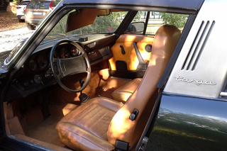 911 G-model 2.7 S Targa 121kW-version - Main interior photo