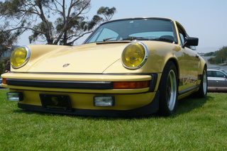 911 G-model Carrera 2.7 Coupé 129kW-version - Main exterior photo