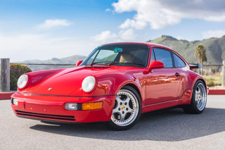 Porsche 911 964 Turbo 3.3, 1991 - Primary exterior photo