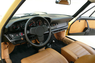 911 G-model Carrera 2.7 Coupé 129kW-version - Main interior photo
