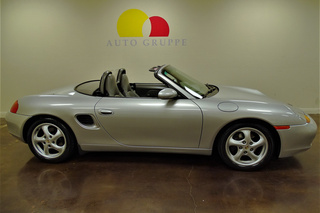 Porsche Boxster 986 (2.7) 162kW-version, 2000 - Primary exterior photo