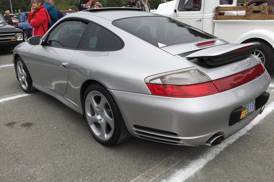 Porsche 911 996 Carrera 4s Coup 233 2002 For Show By Peter Brown Stuttcars Com