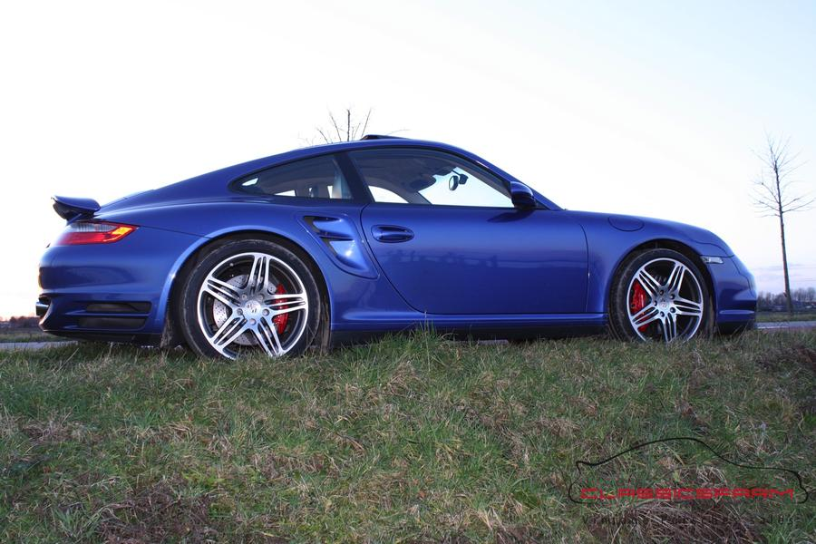 Porsche 911 997 Turbo Coupé 3.6, 2007 - #8