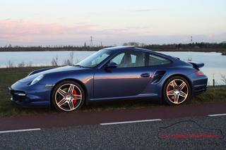 Porsche 911 997 Turbo Coupé 3.6, 2007 - Primary exterior photo