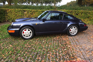 Porsche 911 964 Carrera 2 Coupé 1990 For Show By Marc
