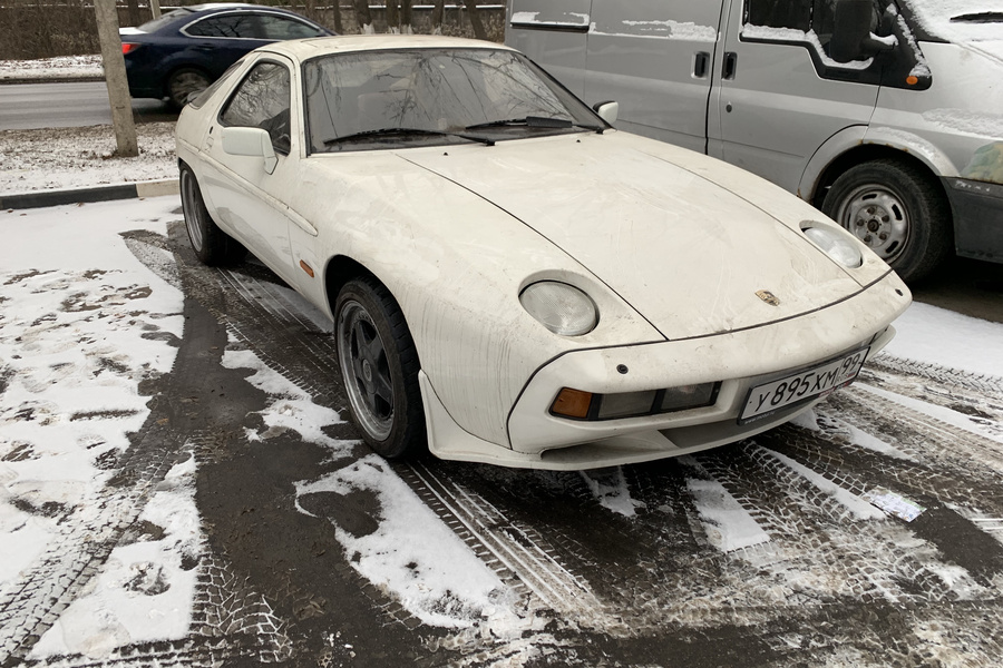 Porsche 928 4.5 177kW-version, 1979 - #1
