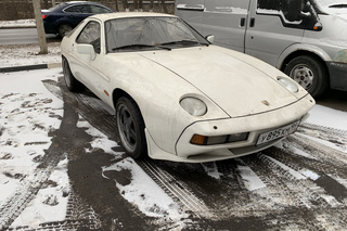 Porsche 928 4.5 177kW-version, 1979 - Primary exterior photo