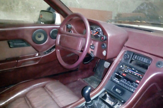 Porsche 928 4.5 177kW-version, 1979 - Primary interior photo
