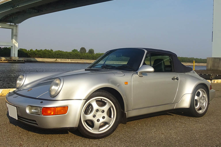 Porsche 911 964 Carrera 2 Cabriolet Turbo-look, 1993 - #1