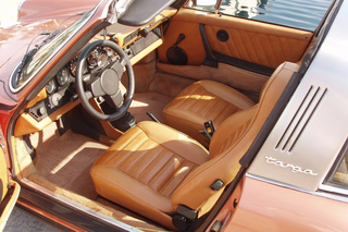 Porsche 911 G-model 2.7 S Targa 121kW-version, 1977 - Primary interior photo