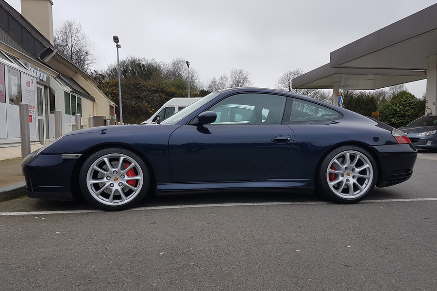 Porsche 911 996 Carrera 4s Coup Wls 2004 For Show By Roudaut