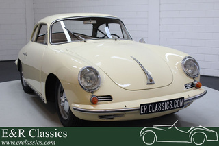 356 B T6 1600 Karmann Hardtop Coupé - Main exterior photo