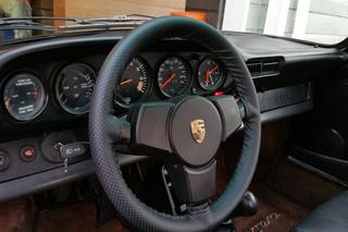Porsche 911 G-model Carrera 3.2 Cabriolet 152kW-version, 1984 - Primary interior photo