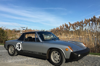 Porsche 914 /4 2.0 74kW-version, 1976 - Primary exterior photo