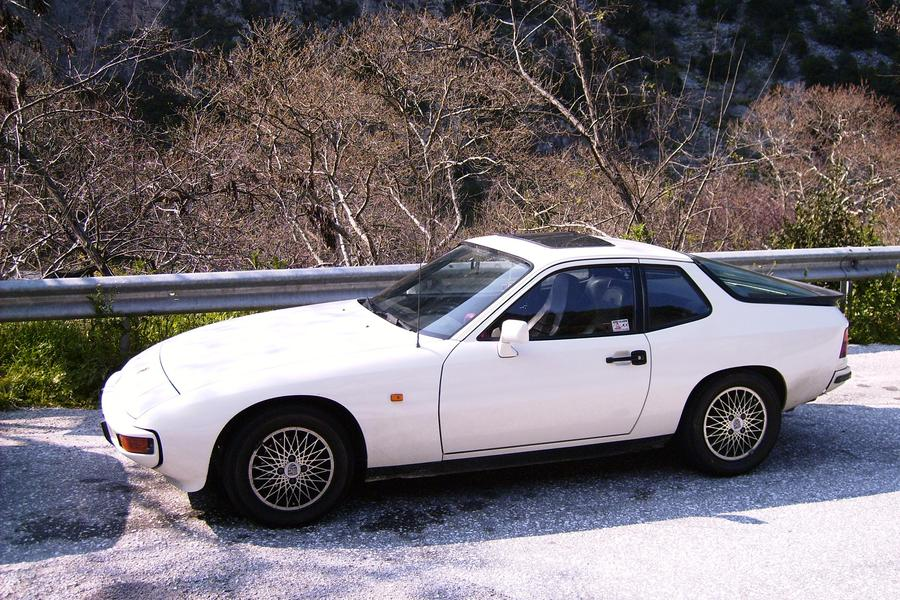 Porsche 924 2.0 92kW-version, 1981 - #1