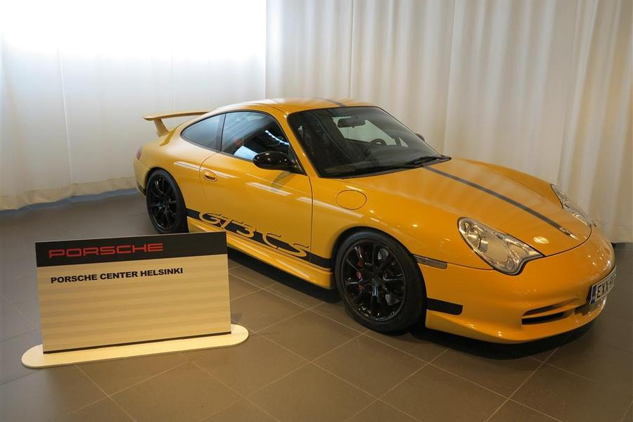 Porsche 911 996 Gt3 Cs Mk2 2003 For Show By Porsche