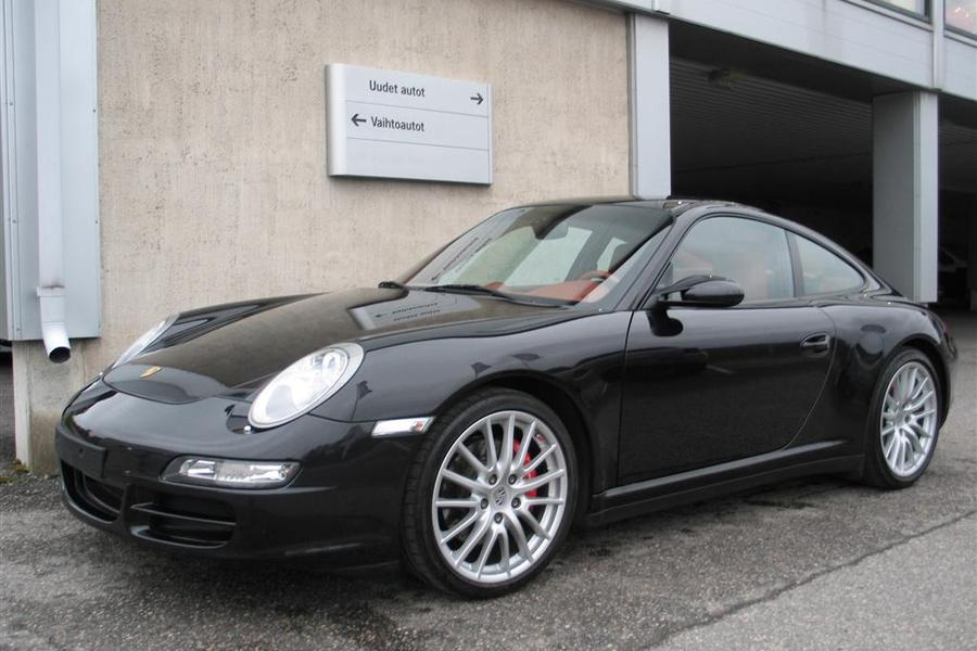 Porsche 911 997 Carrera 4s Coup 233 Mk1 2006 For Show By