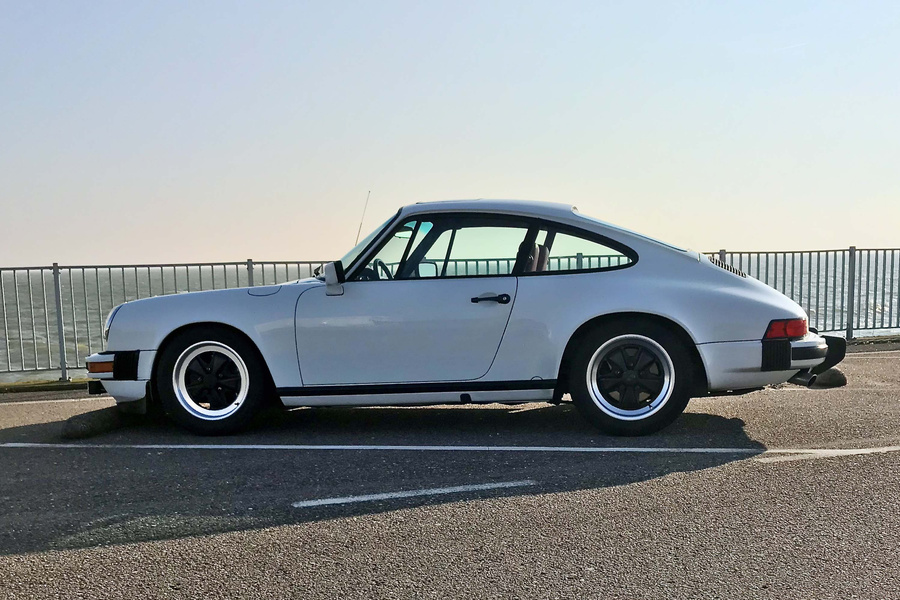 Porsche 911 G-model SC 3.0 Coupé 132kW-version, 1983 - #5