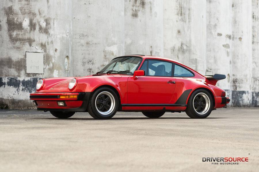 Porsche 911 G-model Carrera 3.2 Coupé Turbo-look 152kW-version, 1985 - #5