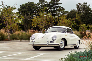 Porsche 356 A 1600 Speedster, 1956 - Primary exterior photo