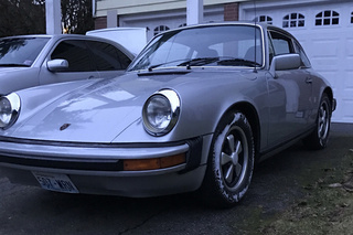 911 G-model 2.7 S Coupé 121kW-version - Main exterior photo