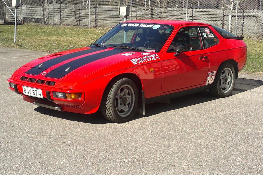 Porsche 924 Turbo 125 kW-version, 1980 - #5