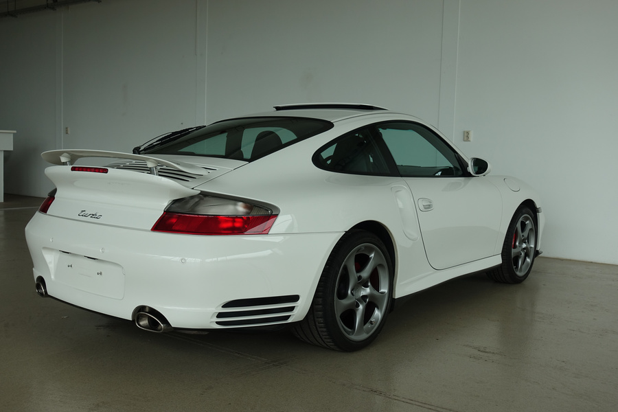 Porsche 911 996 Turbo Coupé, 2004 - #5
