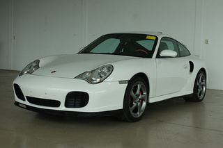 Porsche 911 996 Turbo Coupé, 2004 - Primary exterior photo