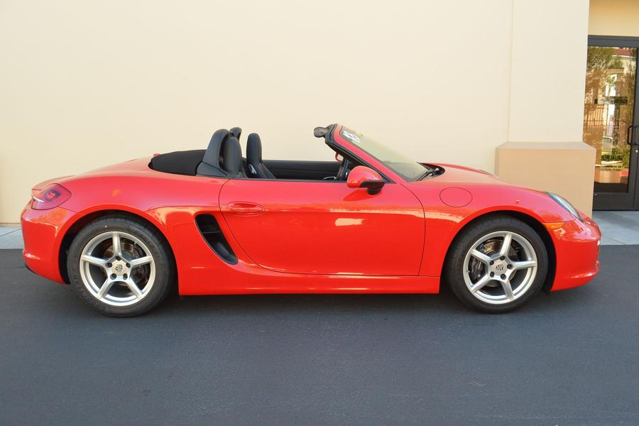 Porsche Boxster 981 2 7 2013 For Show By Gaudin Porsche