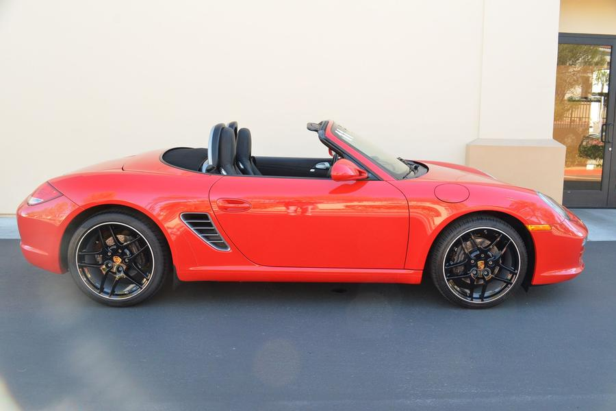 Porsche Boxster 987 2 2 9 2011 For Show By Gaudin