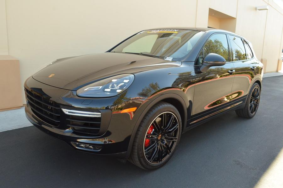 Porsche Cayenne 958.2 Turbo 4.8, 2015 for show by Gaudin ...