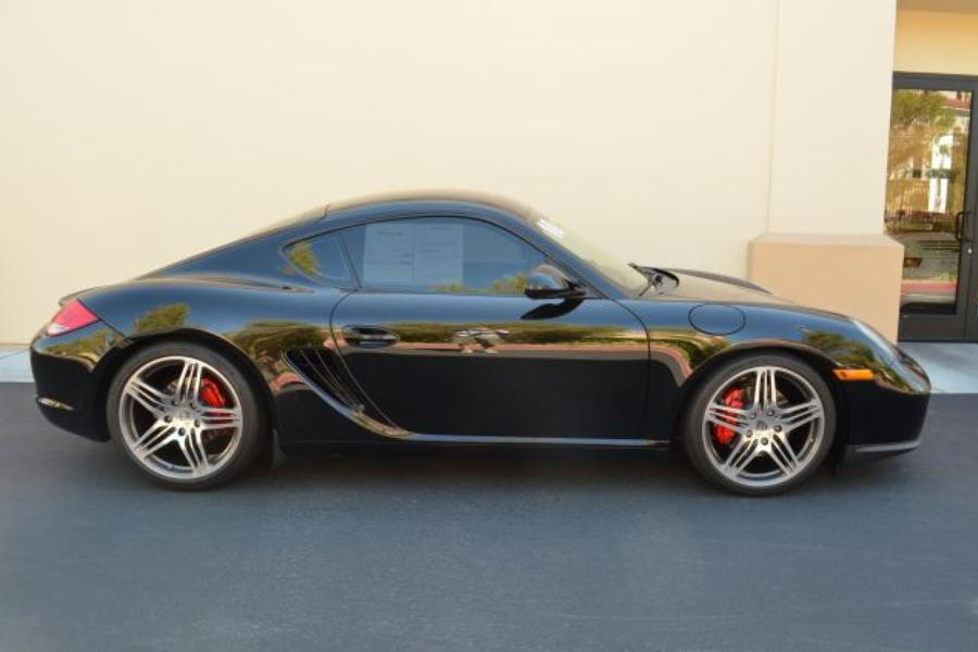 Porsche Cayman 987 2 2 9 2010 For Show By Gaudin