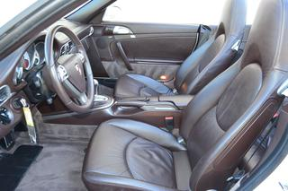 Porsche 911 997 Turbo Cabriolet 3.6, 2009 - Primary interior photo