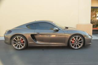 Cayman 981 S - Main exterior photo