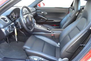 Cayman 981 (2.7) - Main interior photo