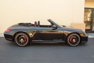 Porsche 911 997 Carrera GTS Cabriolet, 2011 - Primary exterior photo