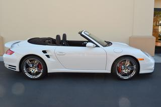 Porsche 911 997 Turbo Cabriolet 3.6, 2009 - Primary exterior photo