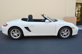 Boxster 987.1 (2.7) 180kW-version - Main exterior photo