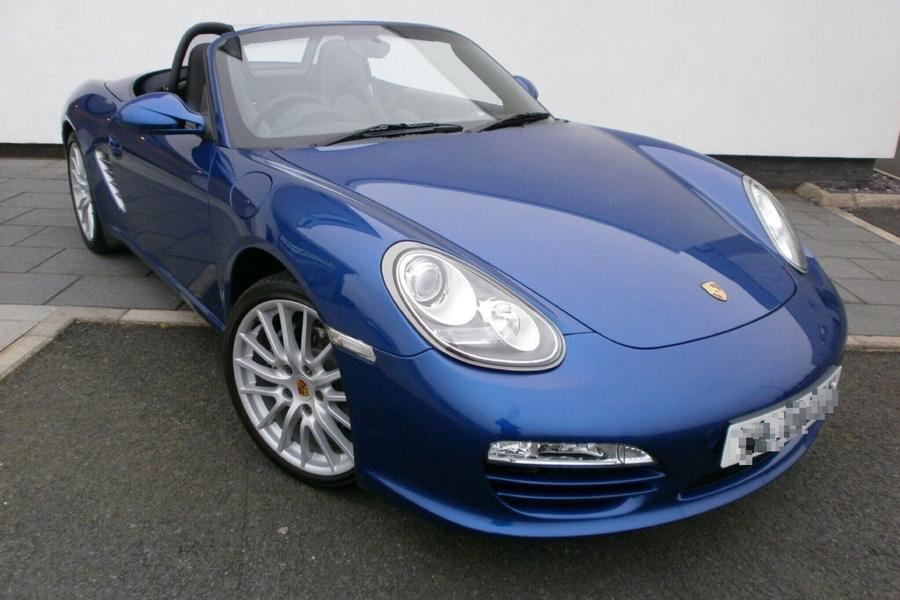 Porsche Boxster 987 2 2 9 2010 For Show By Ryan Young