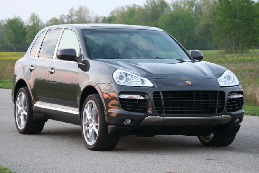 porsche cayenne 957 turbo s 2009 for show by sonic. Black Bedroom Furniture Sets. Home Design Ideas