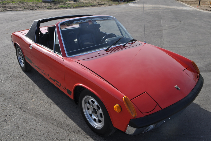 Porsche 914 /4 1.7 53kW-version, 1973 - #3